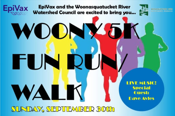 Woony 5K Fun Run/Walk
