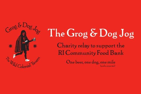 The Grog & Dog Jog