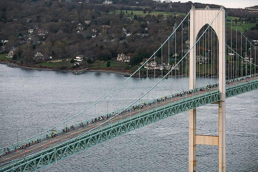 Citizens Bank Pell Bridge Run