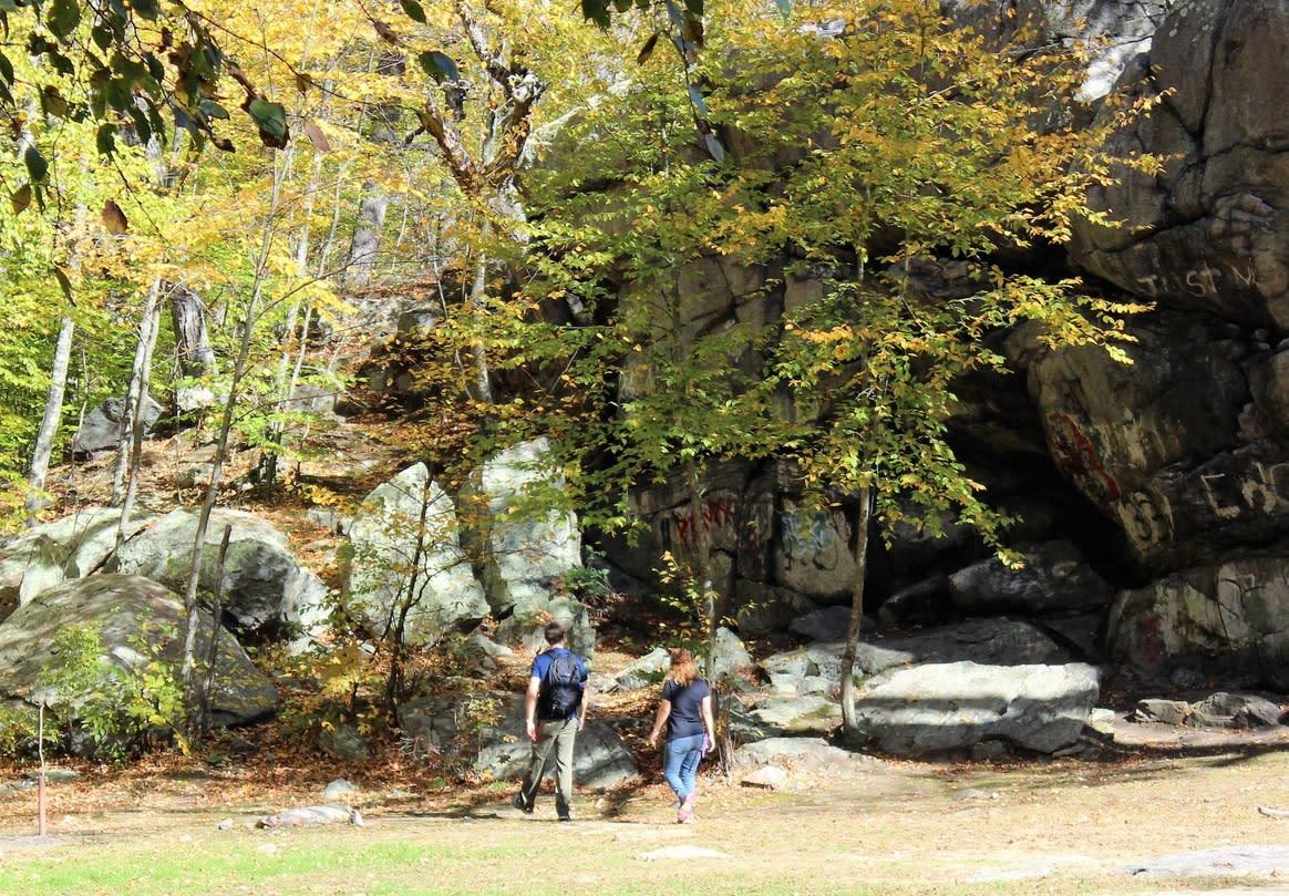Fall Stroll & Flow