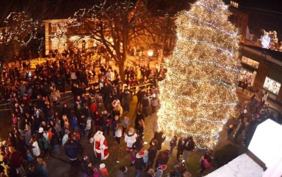 Tree Lighting and Grand Illumination