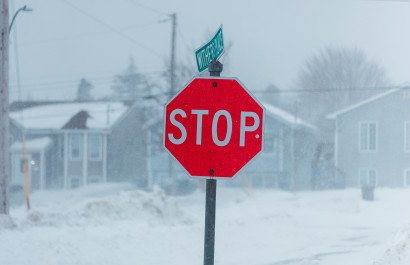 Tips for Snow and Ice Safety