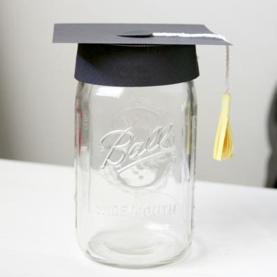 Mason Jar Cap - Graduation Party Ideas