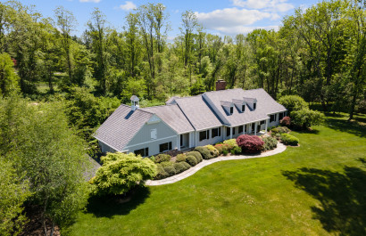 For Sale - Contemporary Colonial home in Mendham's coveted Talmage neighborhood.
