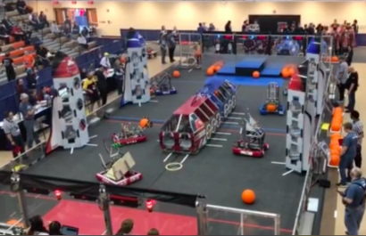 Livonia Warriors Robotics Competition