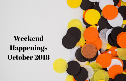 October's Weekend Guide