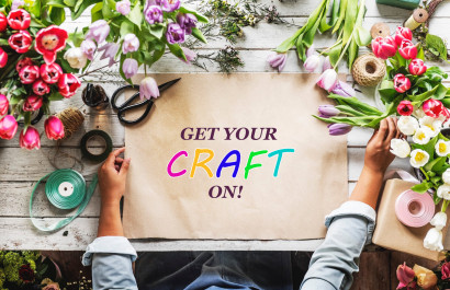 Get Your Craft On During March