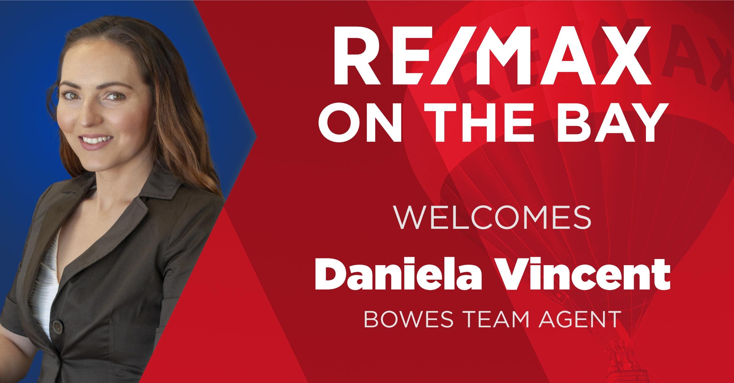 Daniela Vincent, Realtor