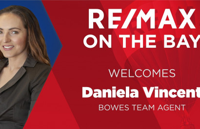 The Bowes Team Welcome's Daniela Vincent