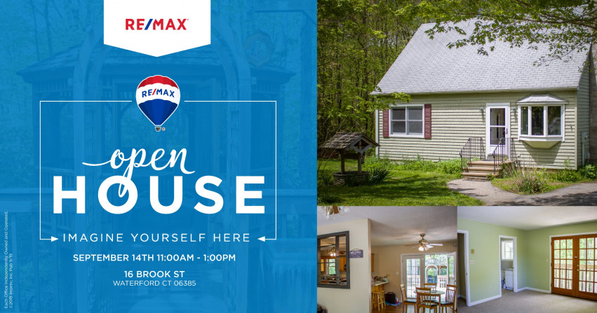 Open House|16 Brook Street Waterford $205,000