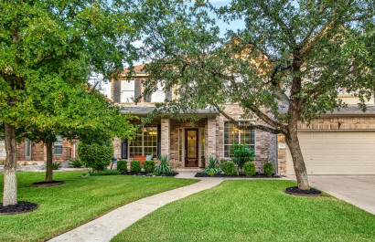 Spacious home in the heart of Cedar Park