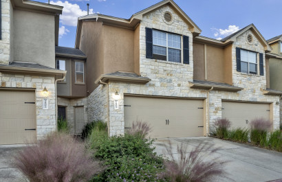Spacious townhome sold in Cedar Park