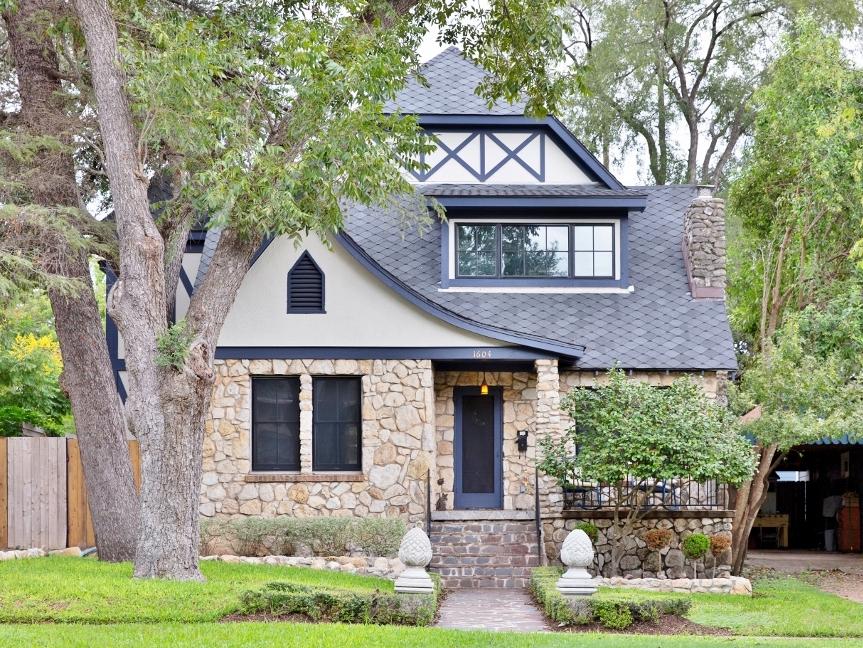Travis Heights neighborhood in Austin, Texas