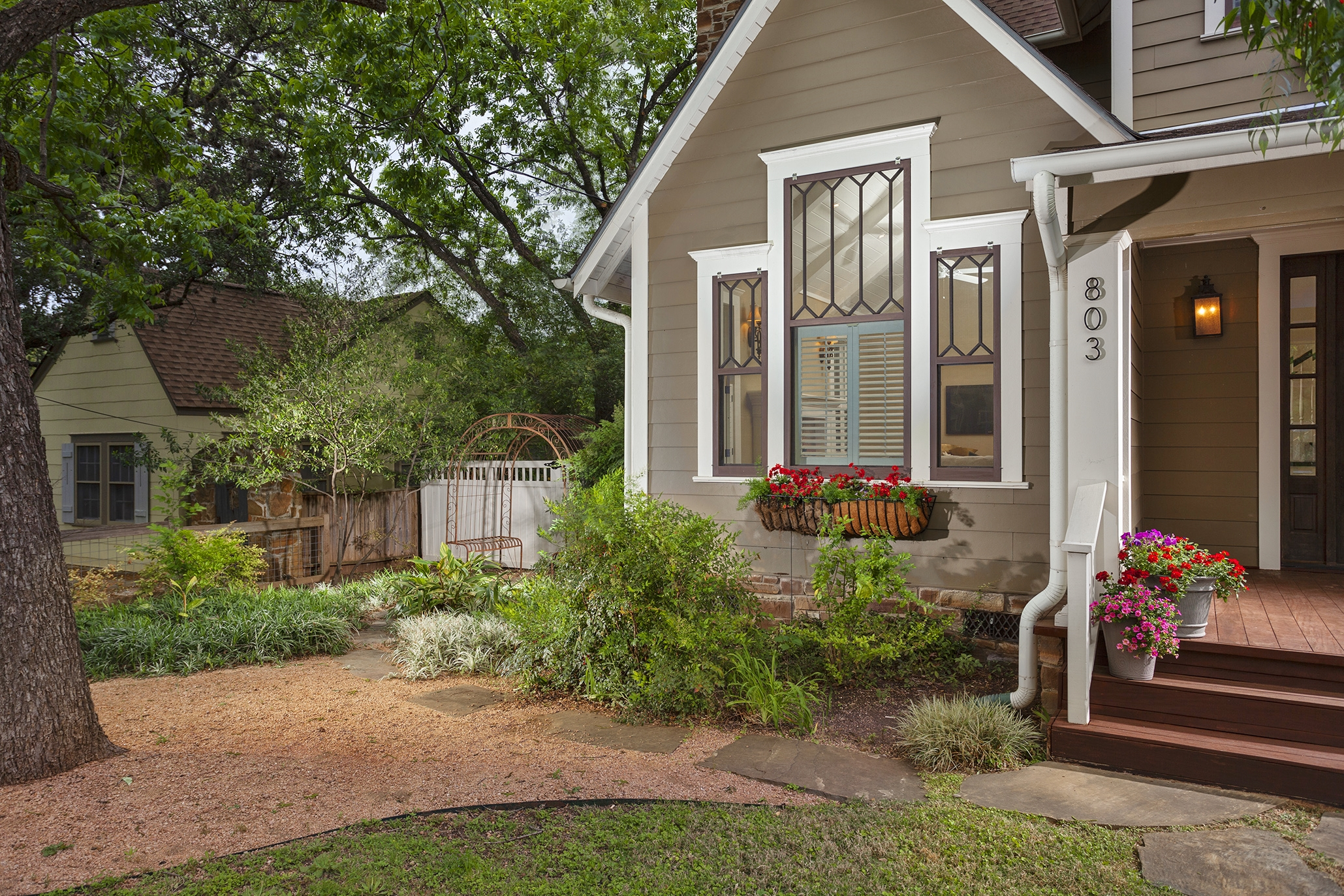 Storybook home for sale in the heart of Zilker in Austin, Texas