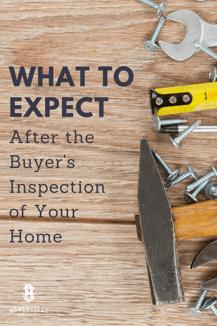 What you should expect a buyer to ask for after they inspect your home