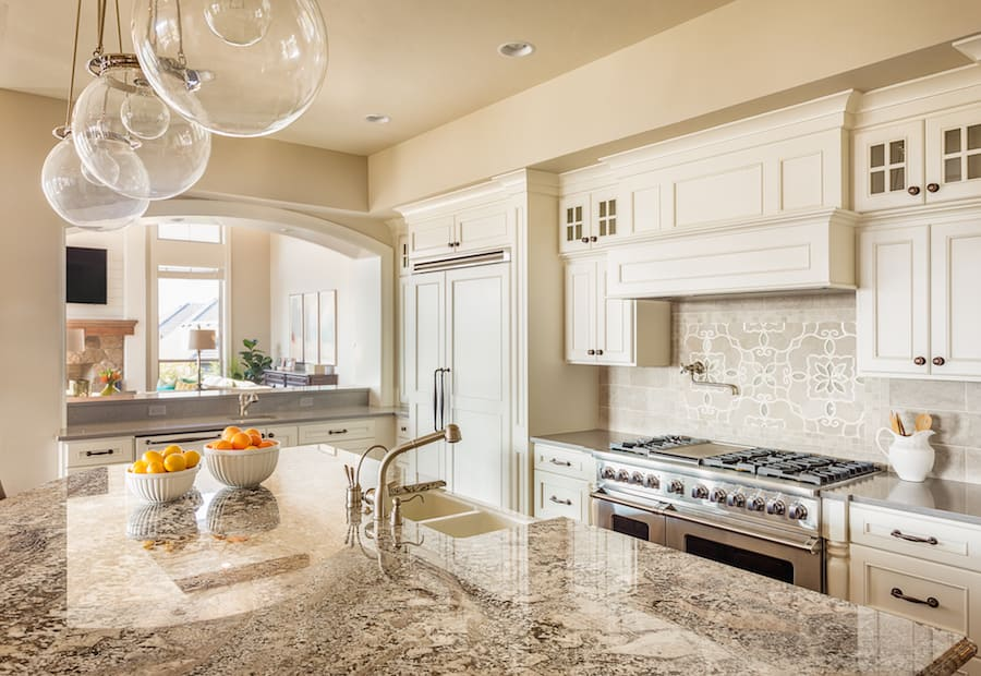 Remodeled kitchens have a high ROI as of 2019