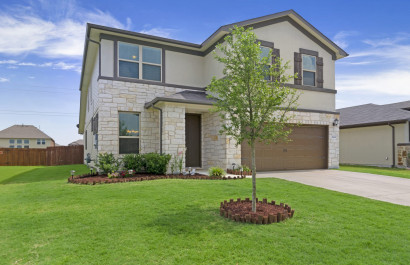 Well-kept home in Round Rock for sale in Siena neighborhood