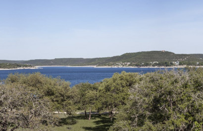 Home with panoramic Lake Travis views now for sale