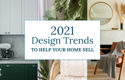 2021 Design Trends to Help Your Home Sell