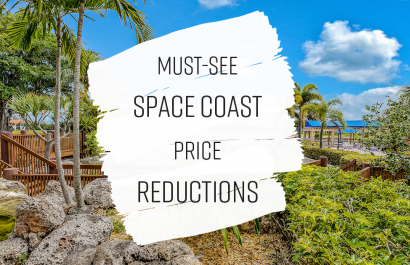 Space Coast Price Reductions