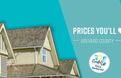 4 Brevard County Homes with New Lower Prices
