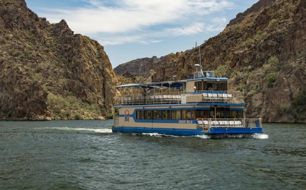 Desert Belle Paddleboat Tours