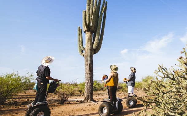 Adventure Out West Segway Tours