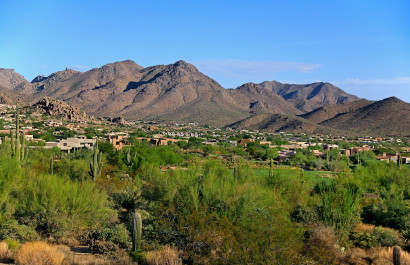Sunridge Canyon, Fountain Hills, Arizona