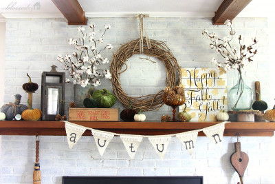 Fall in Love with Autumn Decor