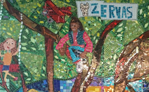 Zervas Elementary