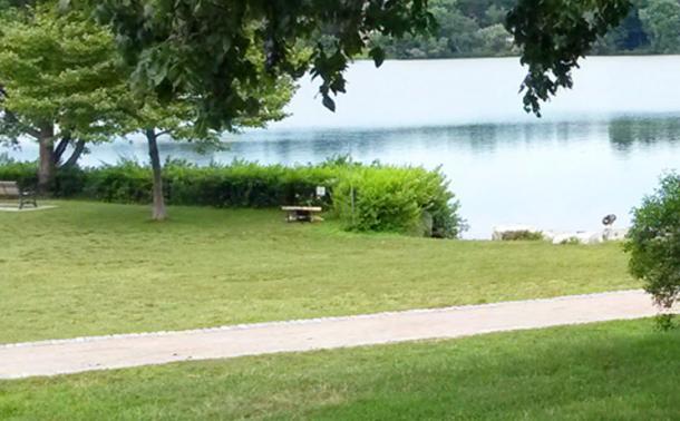 Spy Pond Park