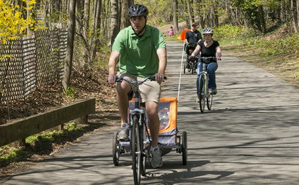 Minuteman Bike Path