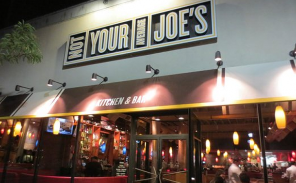 Not Your Average Joe's
