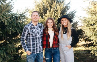 The Jennings Team Top 4 Favorite Christmas Tree Farms in Central iowa