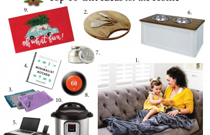 Elli's Top 10 Gifts for the Home