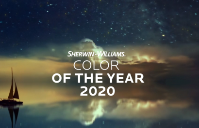 The 2020 Paint Color Of The Year