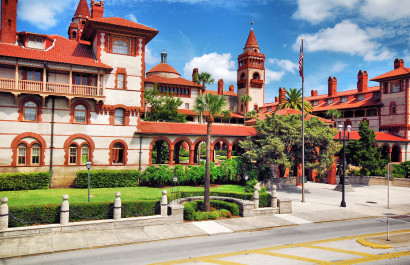 Flagler College Ranked fourth
