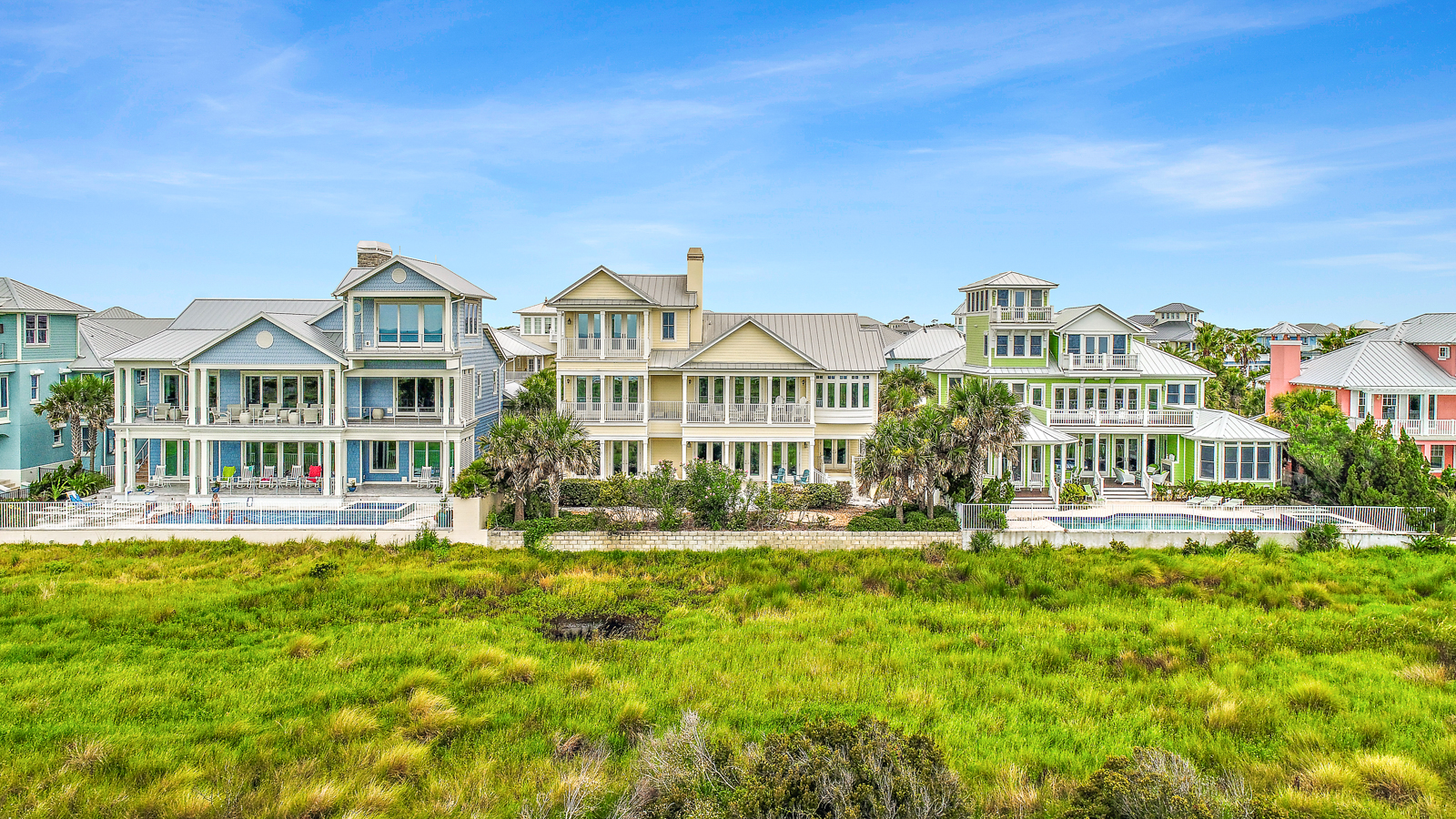 Sea Colony - Private, oceanfront community in St. Augustine Beach