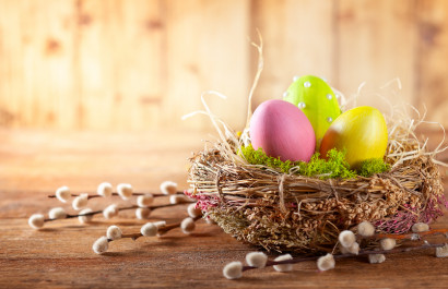 12 Fun and Simple Easter Home Decor Ideas
