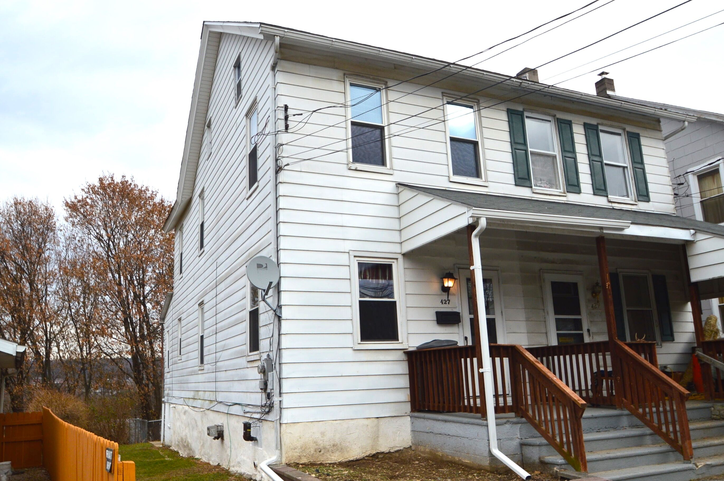 Slatington - 3 Bedroom 1 Bath $69,900