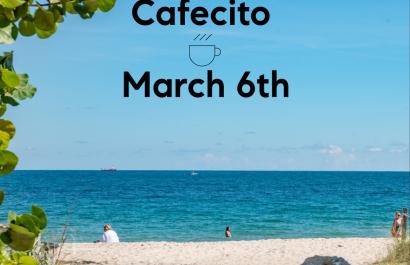 Cafecito ☕ March 6th