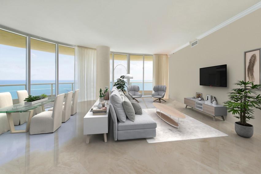 100 S Pointe Dr 2505, Miami Beach, Florida 33139
