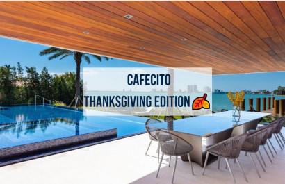 Cafecito   Thanksgiving Edition 🍂