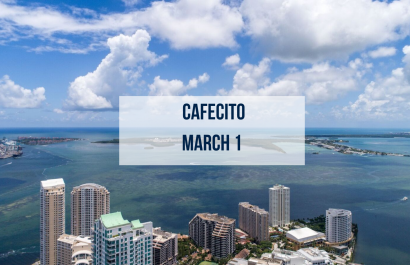 Cafecito | March 1st