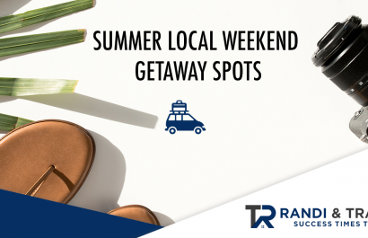 Summer Local Weekend Getaway Spots