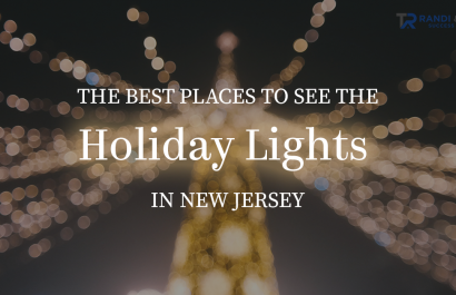 The Best Places To See The Holiday Lights in New Jersey
