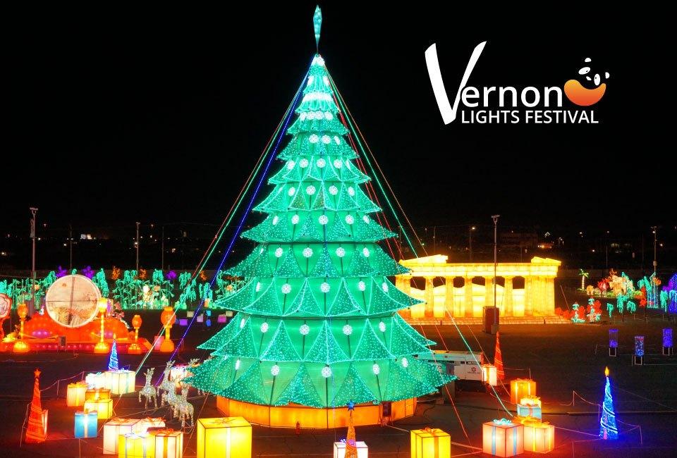 Vernon Lights Festival