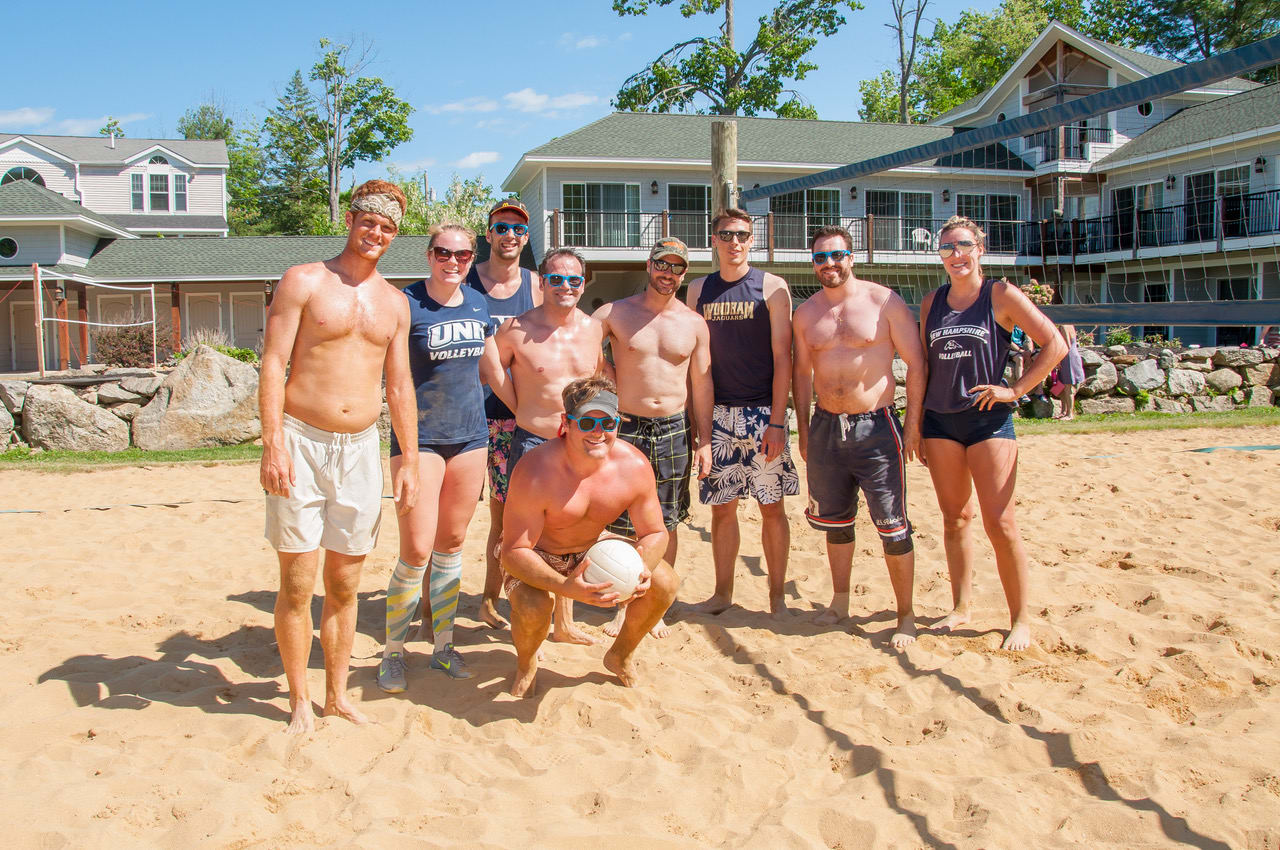 Charity Volleyball Tournament