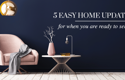 5 Easy Updates Potential Buyers Will Love