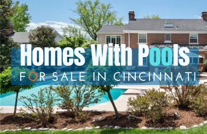 Homes Currently For Sale In Cincy With Pools